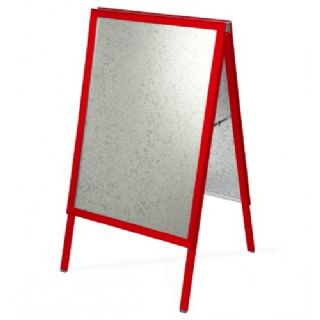 Snap Frame A-board in 17 different colours and 5 sizes